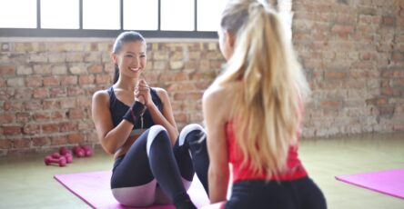 The World's Top Trainers Recommend The Following 3 Routines