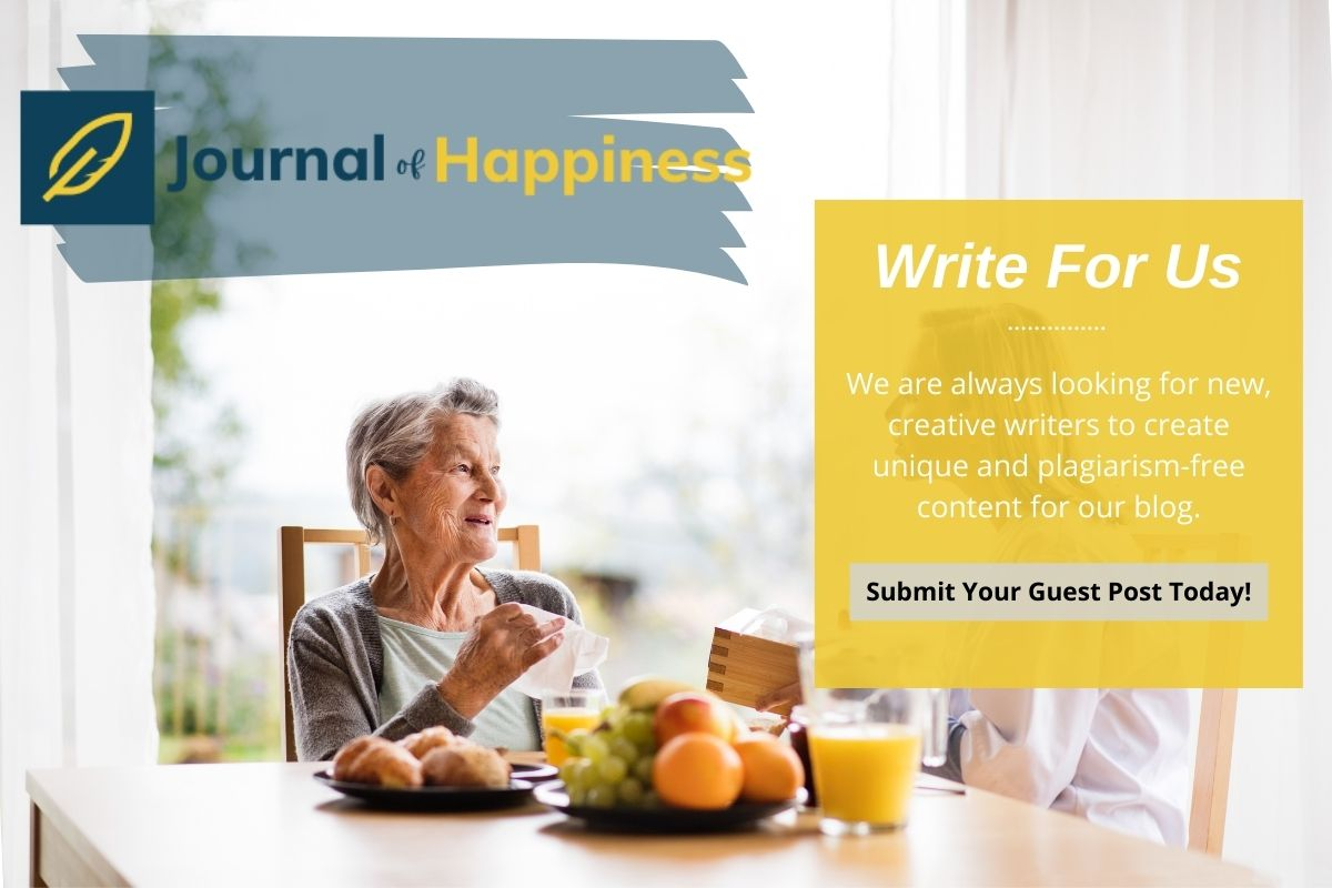 Write For Us - Journal Of Happiness